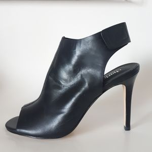 Charles David   Open Toe Bootie Sandals